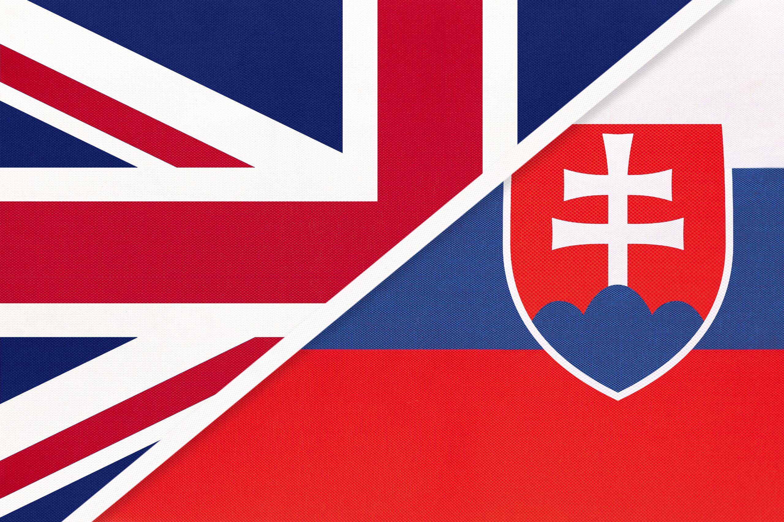 Навчання в Словаччині англійською