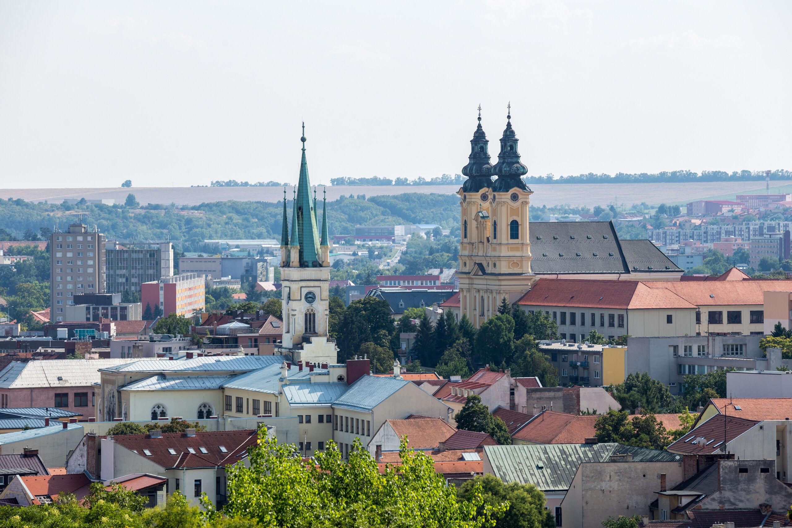 Нитра — город Словакии